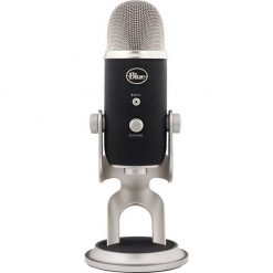 Blue Yeti Pro USB Condenser Microphone, Multipattern