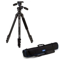 Benro Adventure 2 Series Aluminum Tripod w/ HD2 3-Way Head (TAD28AHD2)