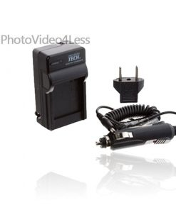 Premium Tech Professional Travel Battery Charger for Nikon EN-EL9 Battery