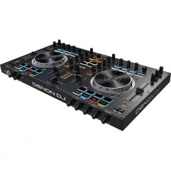 Denon DJ MC4000 | Premium 2-Channel DJ Controller with Serato DJ Intro download (24-bit / 48 kHz)