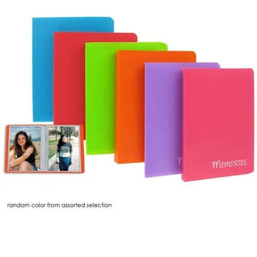 Photo4less Pioneer Photo Mini Poly Memories Album 4x6 For 36