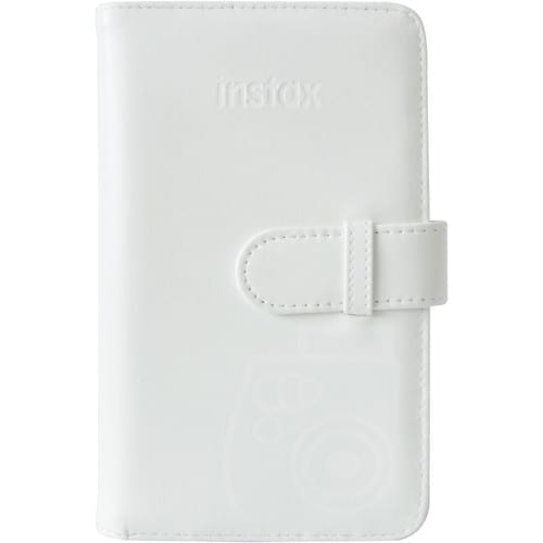 Fujifilm Mini Series Wallet Album – White