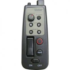 Vivitar 8 Button Remote Control For Select Canon Sony with LANC or A/VR Jacks