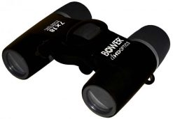 Bower BRI718B Waterproof Compact 7x18 Binocular - Black