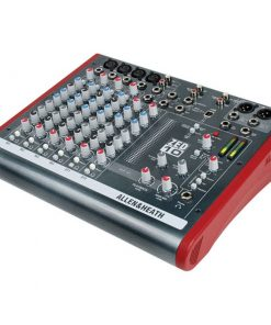 Allen & Heath ZED-10 Four Mono Mic/Lines with 2 Active D.I. and 3 Stereo Line Inputs
