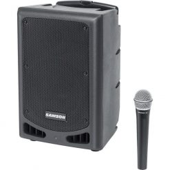 """Samson Expedition XP108w 8"""" 2-Way 200W All-In-One Portable Bluetooth-Enabled PA System (Channel 11)"""