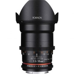 Rokinon DS 35mm T1.5 Cine Lens for Canon EF