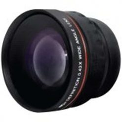 Vivitar 0.45x Wide Angle Lens Attachment for 43mm Filter Thread
