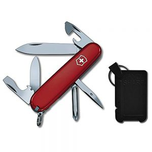 Victorinox 59112 Tinker Swiss Army Knife and Sharpener Set