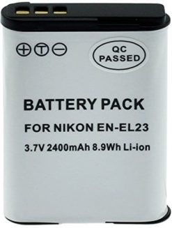 Xit ENEL23 Ultra High Capacity Lithium Ion Battery for Nikon Coolpix P600 1400mAh XTENEL23