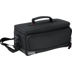 "Gator GMIXERBAG1306 Padded Nylon Bag Custom Fit for the Behringer X-AIR series Mixers; 13.1"" X 6.25"" X 6"""