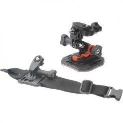 Vivitar Pro Series Curved Helmet & Arm Mounts for Gopro Action Cameras