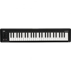 Korg microKEY2 - 49 - Key iOS-Powerable USB MIDI Controller with Pedal Input