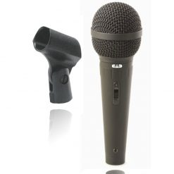 CAD Cardioid Dynamic Vocal / Instrument Microphone CAD12
