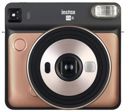 Instax Square SQ6 - Instant Film Camera - Blush Gold