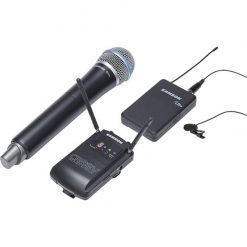 Samson Concert 88 Camera (Combo) UHF Wireless System, Channel K