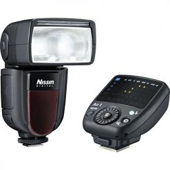 Nissin Di700A Flash Kit with Air 1 Commander for Sony Cameras with Multi Interf