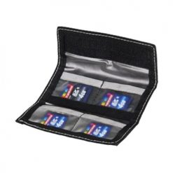 Bower Super Slim Memory Card Wallet (4 slots)