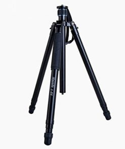 FotoPro F-64 iSpeedy Aluminum Quick Extend Tripod, Holds 33 Lbs, Extends to 5.4', Folds to 20""