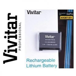 Vivitar Replacement Battery For Gopro Hero5