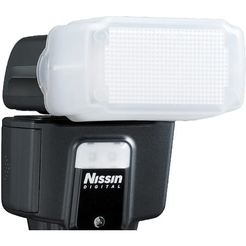 Nissin I40FJ Flash for Fuji (Black)