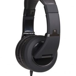 Cad Audio MH510 Closed-back Studio Headphones - 50mm Drivers- Black - Two Cables, Two Sets Earpads