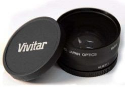 Vivitar 52MM 2.2x Professional Telephoto Lens