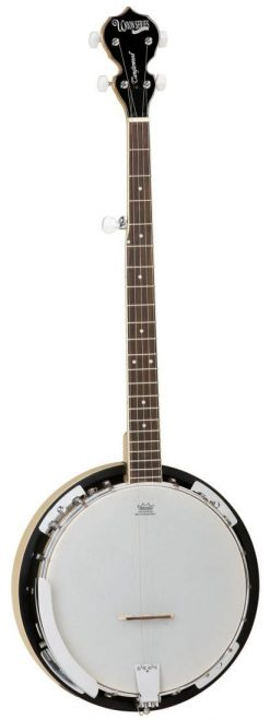 Tanglewood 5-String Banjo Natural Gloss Finish TWB18M5