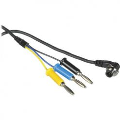 """Nikon MC-22 Remote Cord with Banana Plugs (39.4"""".) for 10 Pin Cameras D800, D3, D4Cameras"""