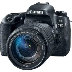 Canon EOS 77D 24.2MP DSLR - Savings up to $500