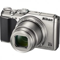Nikon COOLPIX A900 20MP Digital Camera (Silver)