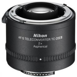 Nikon Auto Focus-S FX TC-20E III Teleconverter Lens with Auto Focus for Nikon DSLR Cameras