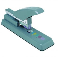 Itoya SWITCH ULTRA Heavy Duty Cassette Stapler. Incl 1ea; STC-6, STC-8, STC-10 & STC-12.-GY-12