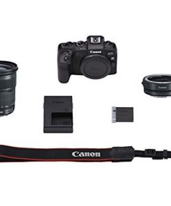 Canon EOS RP Mirrorless Digital Camera with EF 24-105mm Lens and Mount Adapter EF-EOS R Kit