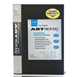 Itoya Art Profolio Original Storage Display Book 8 x 10 IA-12-7