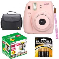 Fujifilm Instax Mini 8 Instant Film Camera (Pink)