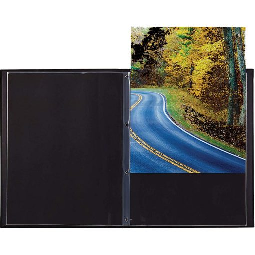 Itoya Professional Presentation Book 8-1/2″x11″ 24 Pockets/48 views