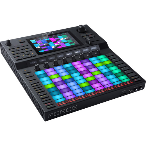 Akai Force Stand Alone Music Production and Performance Workstation