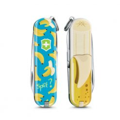 Victorinox Classic Limited Edition 2019 Pocket Knife (Banana Split)