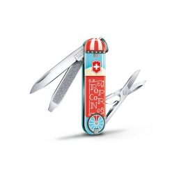 Victorinox Classic Limited Edition 2019 Pocket Knife (Let It Pop)