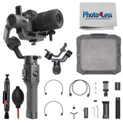 DJI Ronin-SC 3 Axis Gimbal Stabilizer Accessory Kit