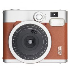 Fujifilm Instax Mini 90 Instant Film Camera (Brown) (16423917)