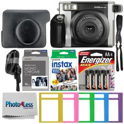 Fujifilm INSTAX Wide 300 Instant Camera Bundle