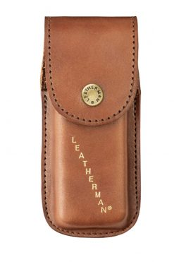 Leatherman Heritage Leather Sheath Brown Large For Super Tool,Surge,Signal