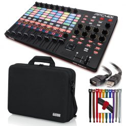 Akai Professional APC40 MKII Ableton Live Performance Controller with Ableton Live Lite Download