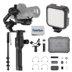 DJI Ronin-S Handheld 3-Axis Gimbal Stabilizer Accessory Kit