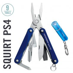 Leatherman  SQUIRT® PS4 831192 BLUE    (BOX)