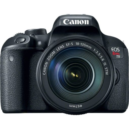 New Canon EOS Rebel T7i 24.2MP Digital SLR Camera with 18-135mm Lens