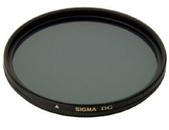 Sigma EX 58mm multi-Coated Circular Polarizer Filter
