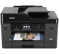Brother MFC-J6930DW All-in-One Color Inkjet Printer, Wireless Connectivity, Duplex Printing,(Refurbished)